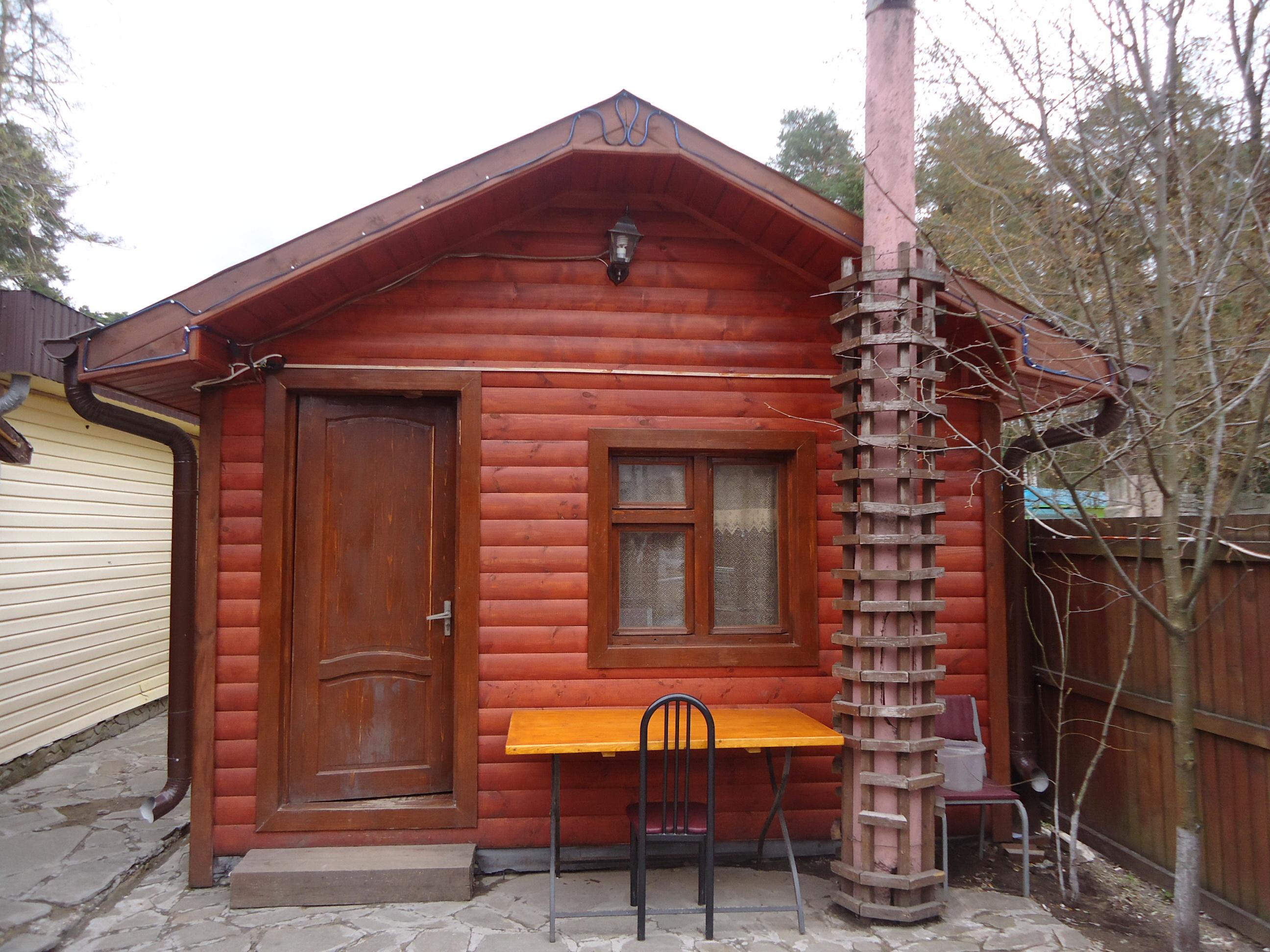 Садовый домик 3 на 4