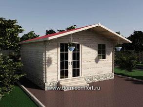 Дачный домик 5050