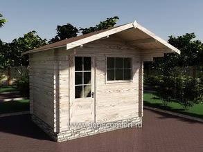 Дачный домик 3025