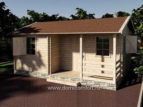 Дачный домик 4761