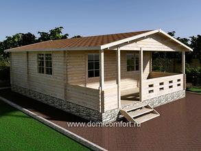 Дачный домик 6064